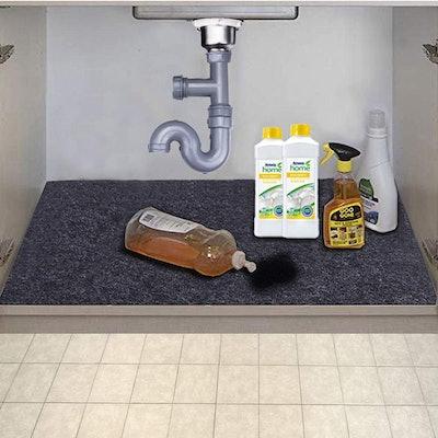 Misstore Under-Sink Drip Mat