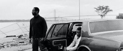Isaiah Washington stars in 'Blue Caprice.' Photo via IFC Films