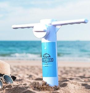 Beachr Beach Umbrella Sand Anchor