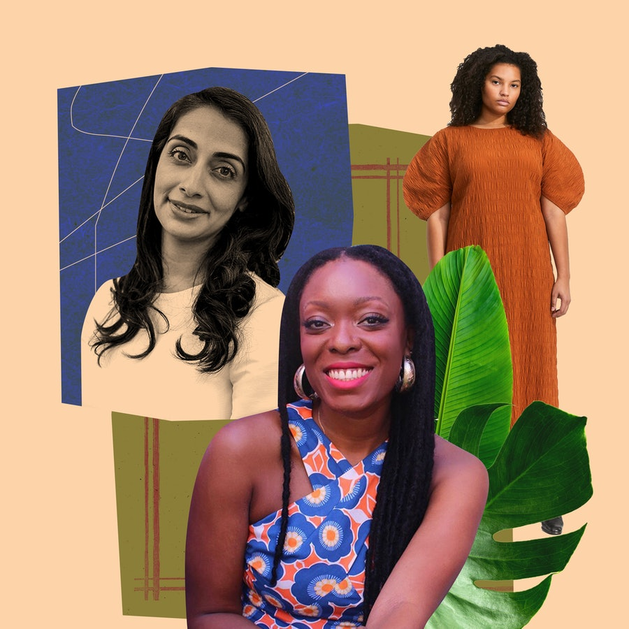 Sustainable fashion now comes in varied sizes and prices, made and modeled by people from all different races.