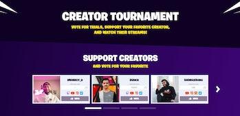 fortnite lantern trials creator tournament rewards