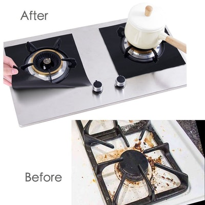 Stove Burner Covers (8-Pack)