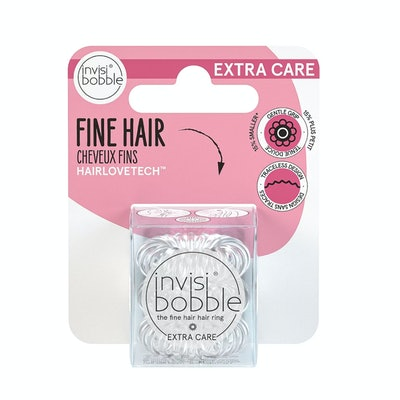 Invisibobble Clear Extra Cair Spirals