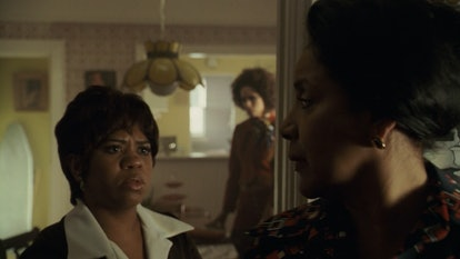 Chandra Wilson stars in 'Frankie & Alice' alongside Halle Berry and Phylicia Rashad. Screenshot via Prime Video
