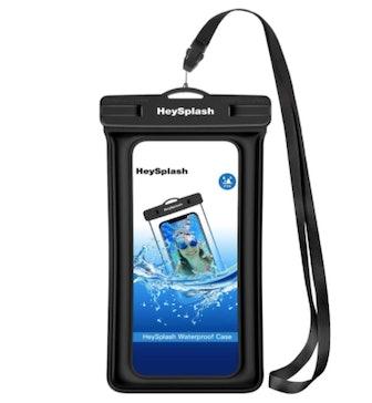 HeySplash Floating Waterproof Phone Pouch