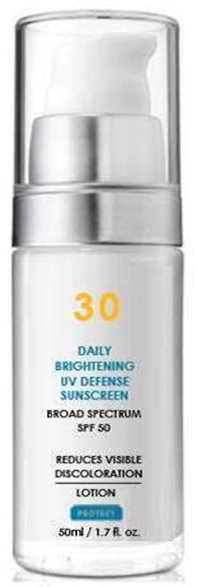 Daily Brightening UV Defense Sunscreen SPF 30