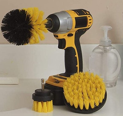 Useful Products Drill Brush Attachment