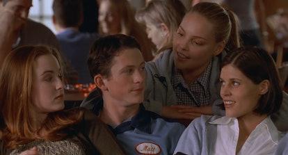 Katherine Heigl plays Arlene in '100 Girls.' Screenshot via Prime Video