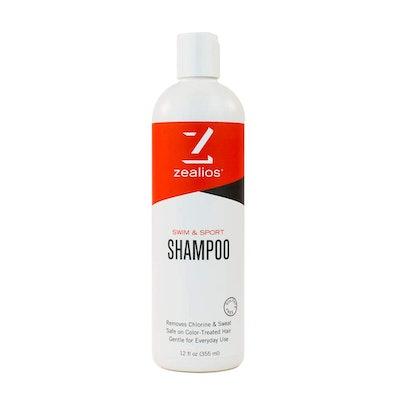 Zealios Swim & Sport Shampoo, 12 Oz.