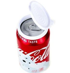 Smarter-Seal Beverage Can Lids (6-Pack)