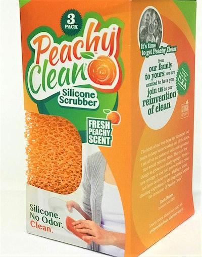 Peachy Clean Scrubbers (3-Pack)