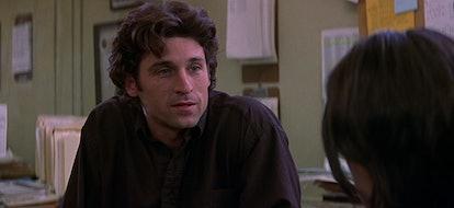 Patrick Dempsey stars as Mark Kincaid in 'Scream 3.' Screenshot via HBO Max