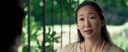 Sandra Oh appears in the dark thriller 'Hard Candy.' Screenshot via Amazon Prime