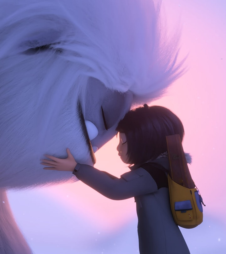 'Abominable' is one of many family-friendly movies that celebrate Asian and Pacific Islander heritag...