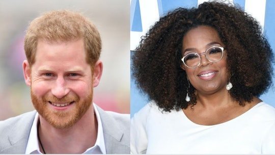 Prince Harry, Duke of Sussex and Oprah Winfrey are the co-creators and executive producers of 'The M...