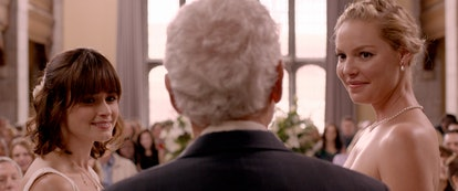 Katherine Heigl stars alongside Alexis Bledel in 'Jenny's Wedding.' Photo via IFC Films