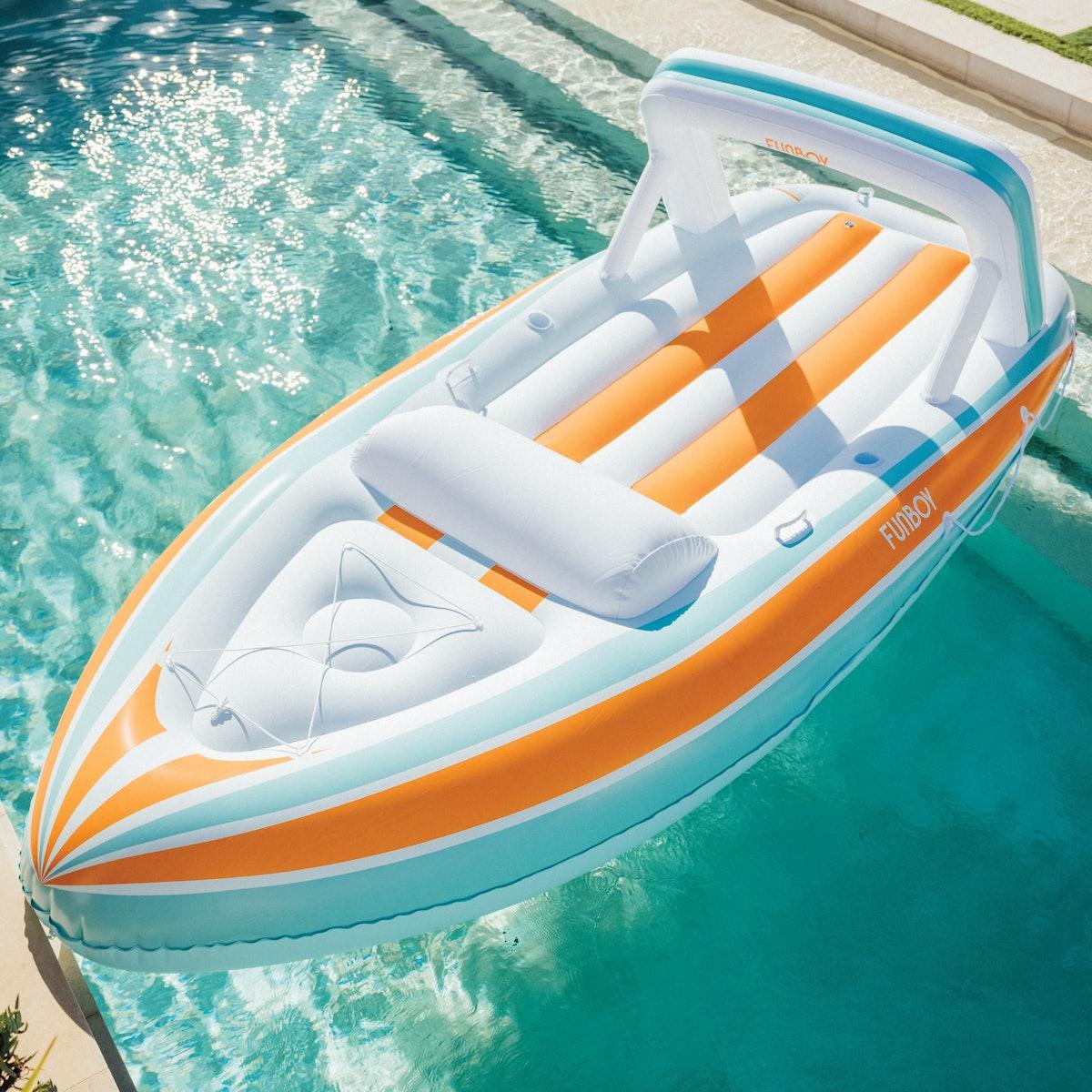 FUNBOY Mega Yacht Pool Float