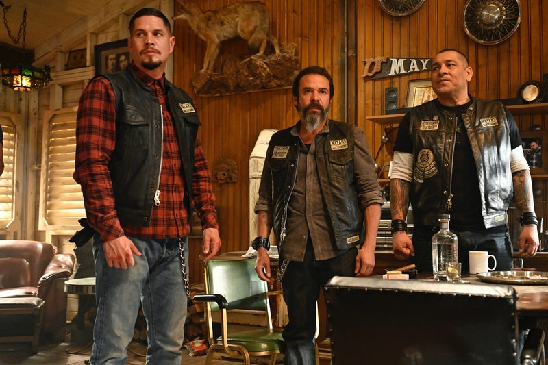The Sons of Anarchy spinoff Mayans M.C. will ride into a Season 4.