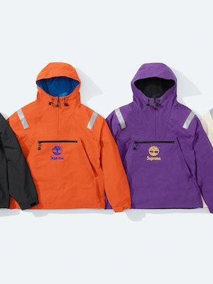 Supreme Timberland SS21 Collection