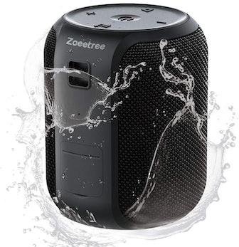 Zoeetree Portable Waterproof Bluetooth Speaker