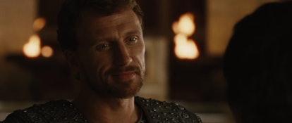 Kevin McKidd plays Poseidon in 'The Lightning Thief.' Screenshot via Disney+