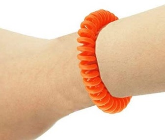 Mosquito Guard Repellent Bands (20-Pack)