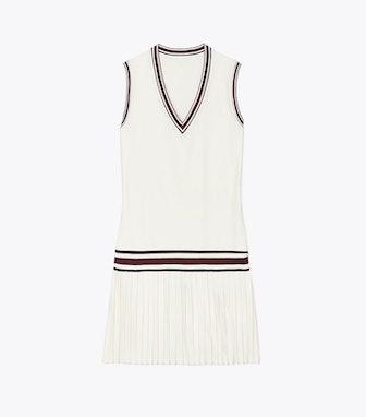 Performance V-Neck Tennis Dress