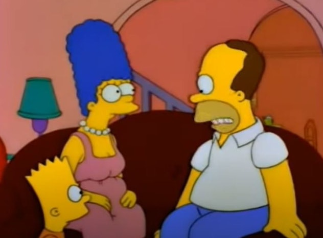 'The Simpsons': 'And Maggie Makes Three'
