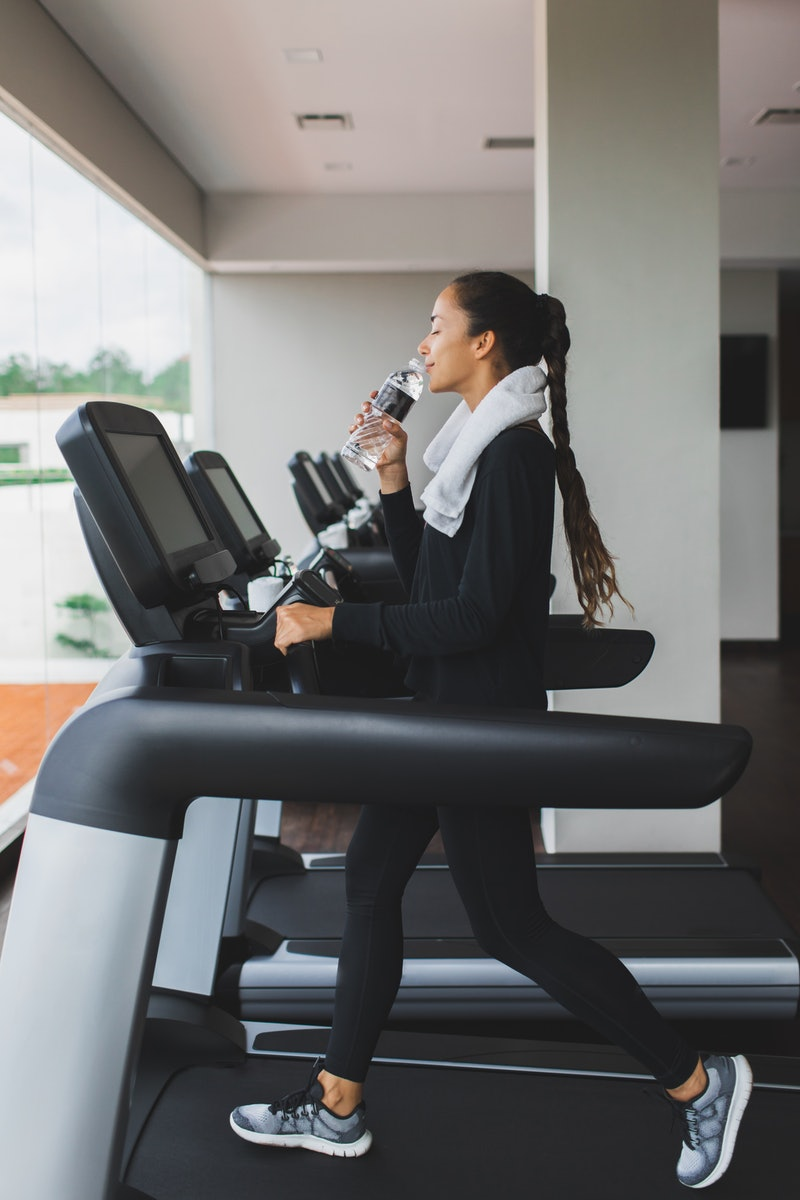 Lace up your sneakers and try one of these trainer-approved treadmill walking workouts.