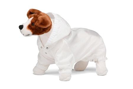 Prada Nylon Dog Raincoat