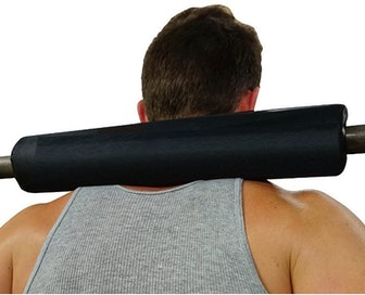 Dark Iron Fitness Barbell Neck Pad