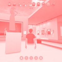 Spatial is bringing VR hangouts and NFT galleries to web browsers