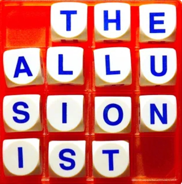 'The Allusionist' is all about the intricacy of language.