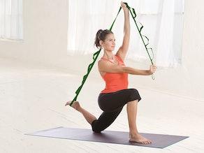 Gaiam Multi-Grip Stretch Strap