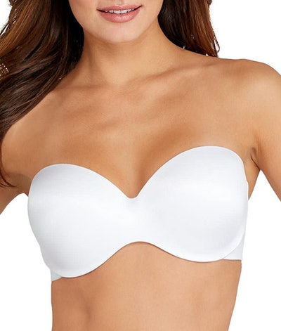 Maidenform Smooth Strapless Extra Coverage