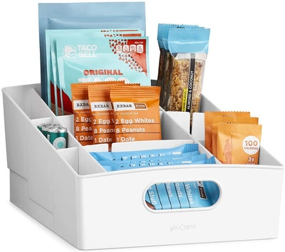YouCopia 3-Tier Food Packet & Snack Organizer