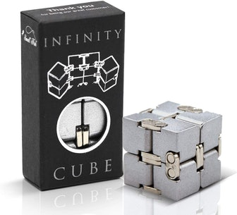 SMALL FISH Infinity Cube Fidget Toy