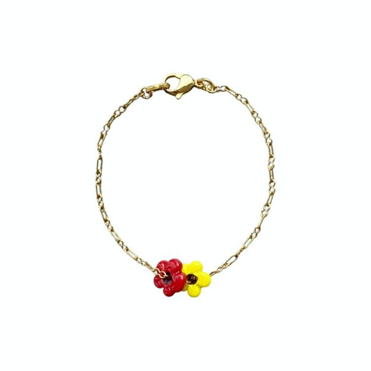 Notte Mini Wildflower bracelet and anklet