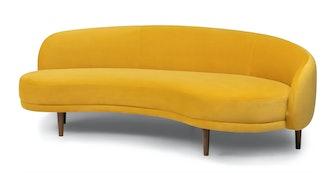 Kayra Harvest Gold Sofa