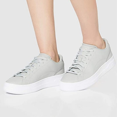 CARE OF By PUMA Platform Leather Sneakers