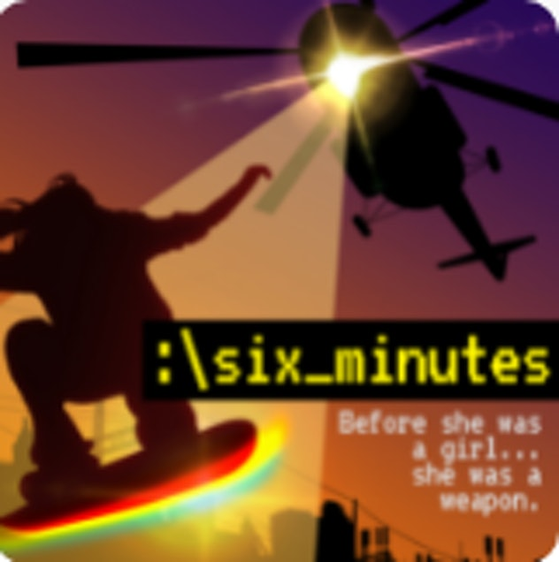 'Six Minutes' is a riveting podcast for young mystery lovers.