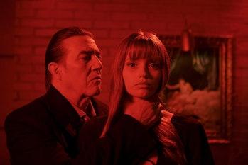 Netflix sci-fi horror arthouse movie Elizabeth Harvest