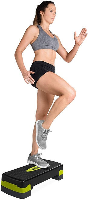 Tone Fitness Aerobic Step Platform