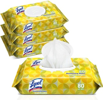 Lysol Handi-Pack Disinfecting Wipes (4-Pack)
