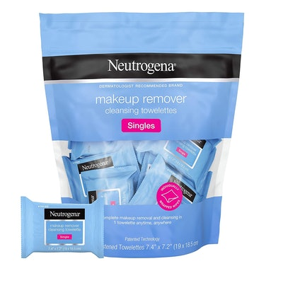 Neutrogena Makeup Remover Cleansing Towelettes Singles (20-Pack)