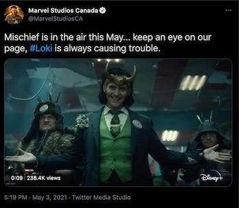 Marvel Loki Black Widow releasing early