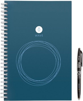 Rocketbook Wave Smart Notebook with Pen