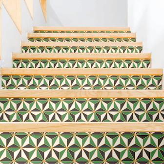 Riviera Stair Riser Decal