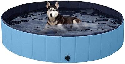 Foldable Dog Swimming Pool