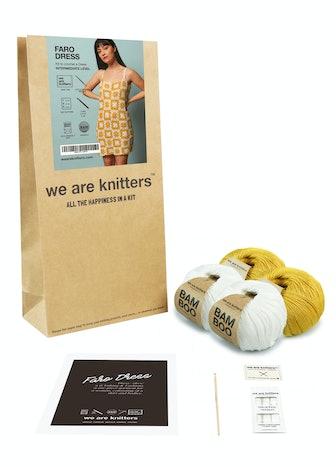 Faro Dress Crochet Kit